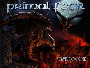 17 - Primal Fear - Devils Ground - 2004