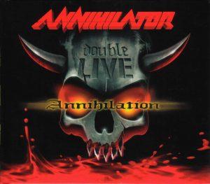 18 - Annihilator - Double Live Annihilation - 2003