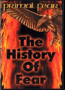 19 - Primal Fear - History Of Fear - 2003
