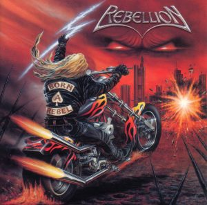 20 - Rebellion - Born A Rebel - 2003