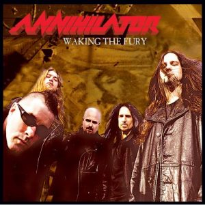21 - Annihilator - Waking The Fury - 2002