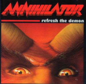 25 - Annihilator - Refresh The Demon - 1996