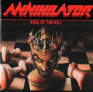 28 - Annihilator - King Of The Kill - 1994