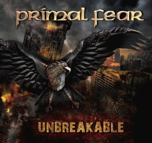 6 - Primal Fear - Unbreakable - 2012