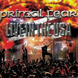 8 - Primal Fear - Live In The USA - 2010