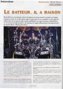 French Drum Mag