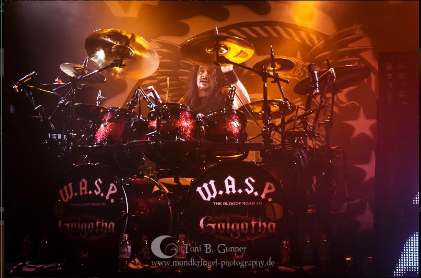 W.A.S.P. tour 2015